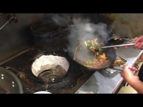 Chicken & Broccoli: Golden City Chinese Restaurant Lewiston Maine