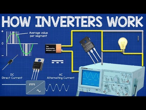 How Inverters Work  Working principle rectifier