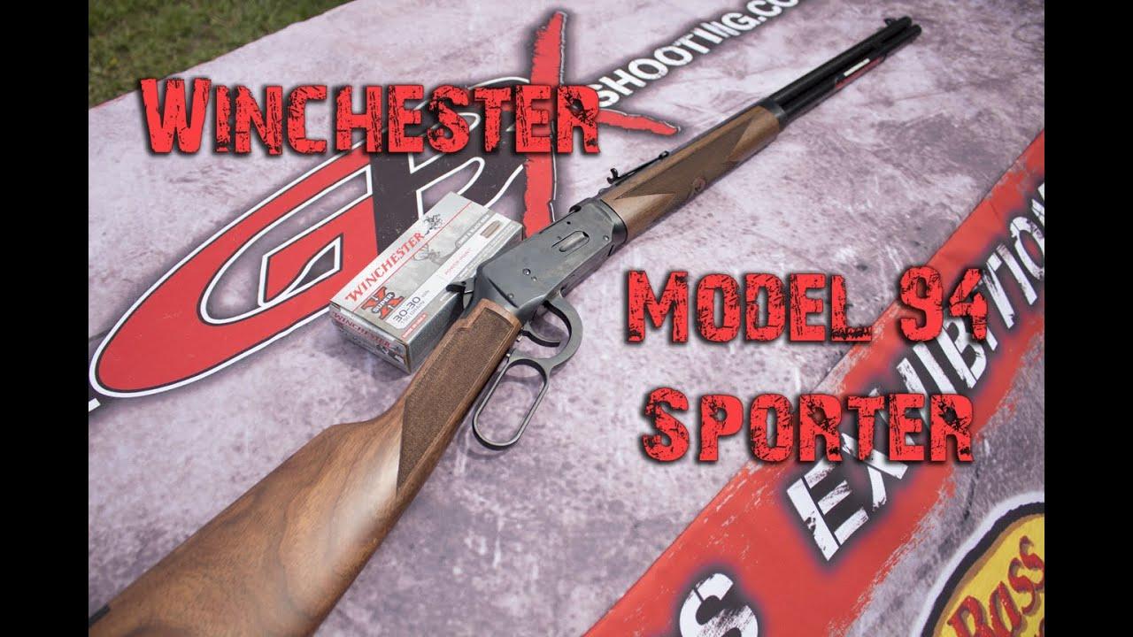 Winchester Model 94 Sporter -  30- 30