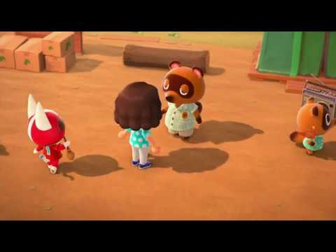 GBHBL Playtime: Animal Crossing: New Horizons (Nintendo Switch)