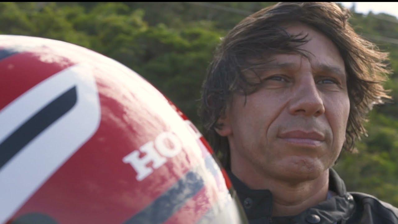 Luigi Cani, a flecha humana. #ModoAventura