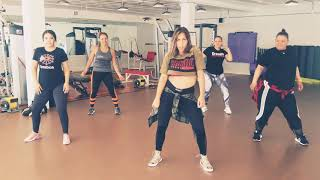 Rauw Alejandro, Nicky Jam- Que le dé ZUMBA FITNESS Cool Down