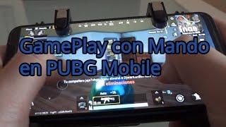 Gameplay con gamepad en PUBG Mobile