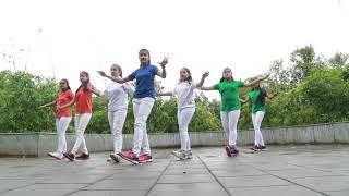 JAN GAN MAN (instrumental) Indian national anthem Dance performance Choreographer: Victory's Monty