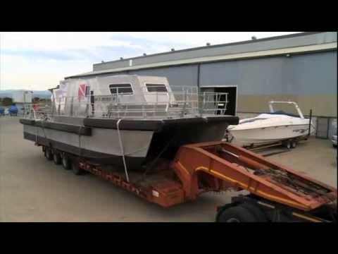 T-Craft OCEAN LEGACY Dive Support Vessel