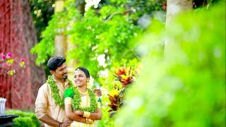 Ee Kattu Vannu Kathil Paranju  Adam Joan  Kerala Wedding Highlights 2017  Nikhil+neethu