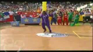 2007 DC  Games, Event 3: Dance Dunk Off - Phill & Brian