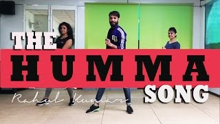 The Humma Song Bollywood Dance Workout  | Humma Humma Easy Dance | The Humma Song Dance Workout