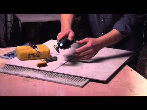 Thinset Removal Between Grout Lines : Home Improvement Help