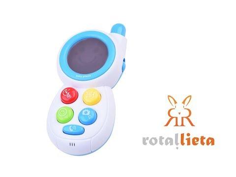 Bērnu rotaļlieta Telefons