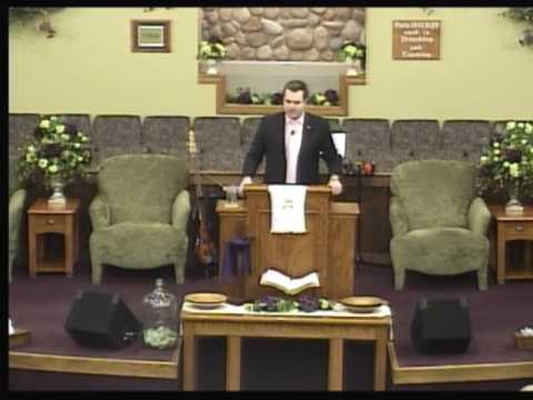 Bro. Jordan Foster: Sermon on the Mount - Part I & II