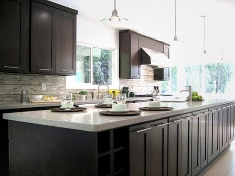 Choice Granite Kitchen Cabinets Pasadena Ca Quartz Counter Tops Kitchen Contractor Los Angeles Youtube