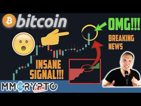 OMG!!! BITCOIN PUMPING RIGHT NOW w. BREAKING NEWS FOR BTC!!!!