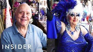 Meet The Oldest Drag Queen In America