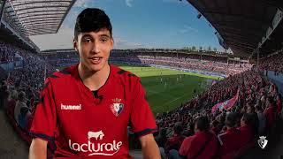 Osasuna renueva a Iker Benito hasta el 2021