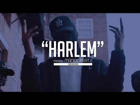 """Harlem"" Hard Trap Beat Instrumental 2017 [Prod By: Maniac Beatz]"