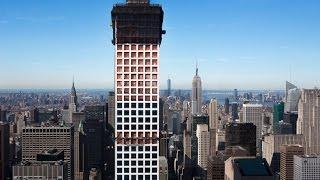 Kijkje in hoogste en duurste woontoren van New York