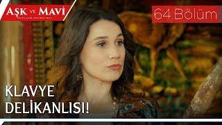 Aşk ve Mavi 64.Bölüm - Haydar, Safiye'nin eline geçerse!
