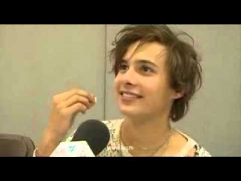 Frank Dillane at Collectormania 2009