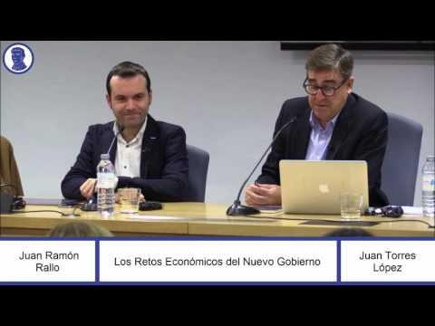 Debate: Juan Ramón Rallo - Juan Torres López. Sevilla 2016