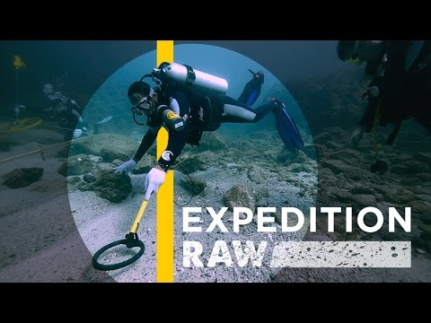 Watch: Shipwreck Hunter Discovers 500-Year-Old Treasures | Expedition Raw