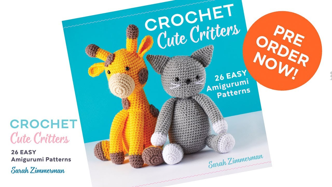 Finally I can show you my latest design for the new Amigurumi book ... | 720x1280