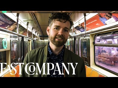 Peek Inside New York's Secret Subway Station | Fast Company