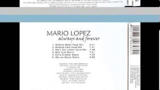 Video Mario Lopez - Always And Forever (Original Radio Vocal Mix)  2003 download MP3, 3GP, MP4, WEBM, AVI, FLV Juli 2018