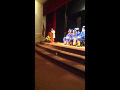 Lauren Macejko- Graduation Day 2015 for Constellation Schools Parma Community High-