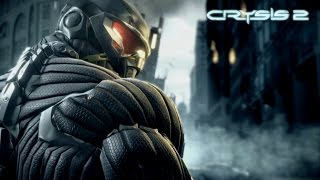Crysis 2 All Cutscenes (Game Movie) PC 1080p HD
