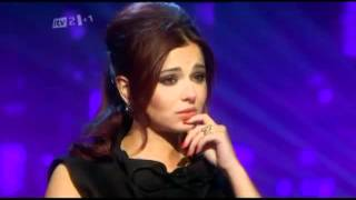 Cheryl Cole talks about Malaria