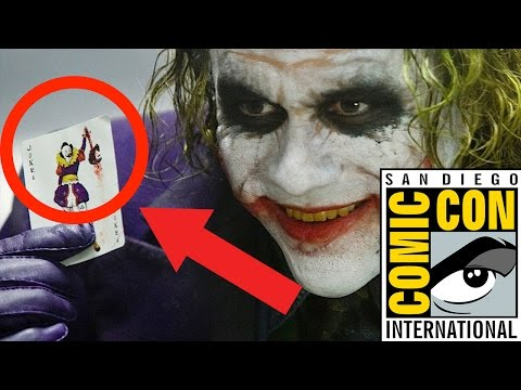 Comic Con 2016 News & Top 5 Greatest Movie Villains