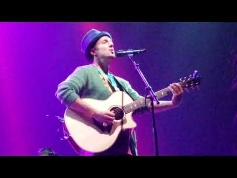 Jason Mraz - Don't Get a Tattoo on Your Face (Count Basie Theatre, Red Bank, NJ - 11/27/18)