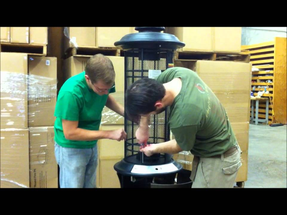 Changing the Glass on the Inferno Heater - Changing The Glass On The Inferno Heater - YouTube