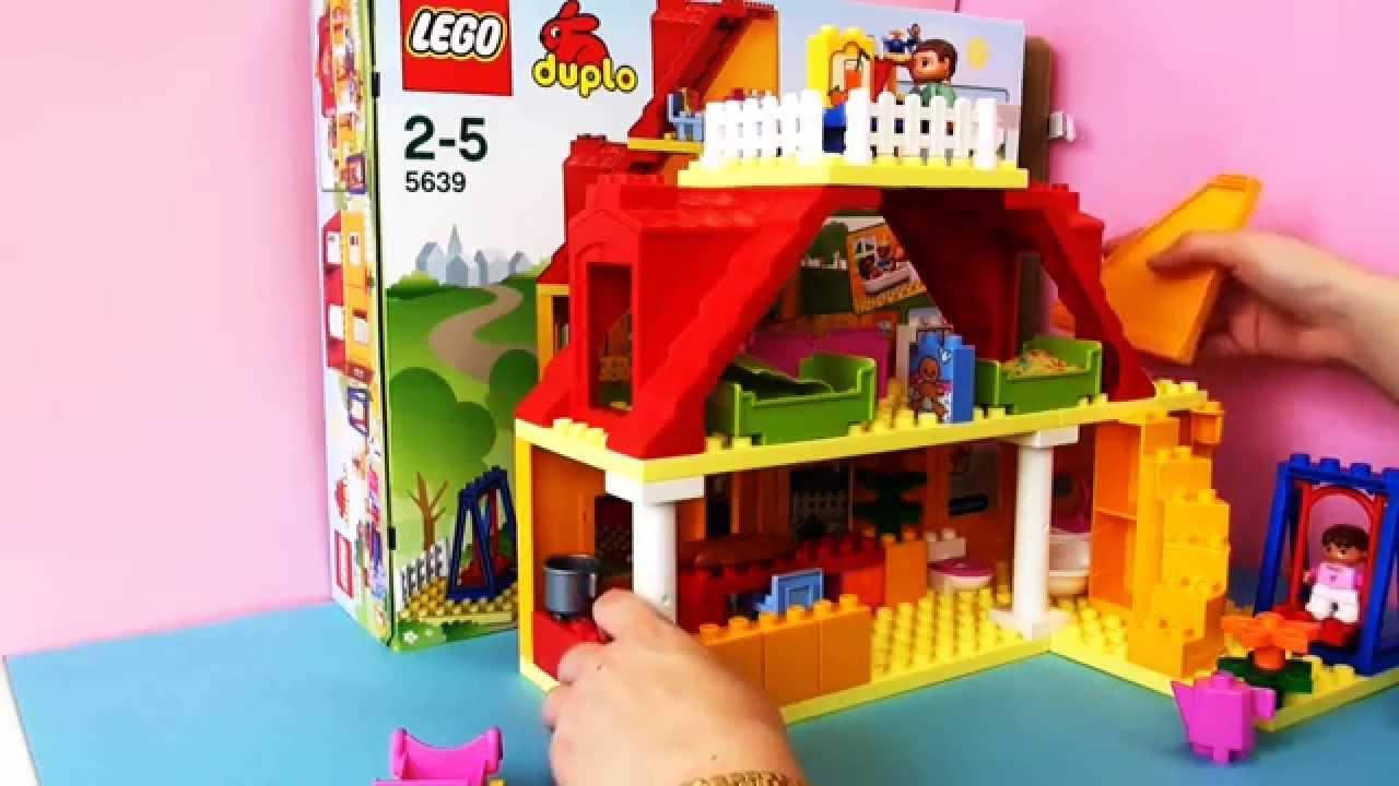 DUPLO Ville Familienhaus LEGO DEMO Teil 2