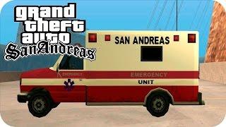 GTA San Andreas PC #18 - Missões de paramédico (PT-BR)