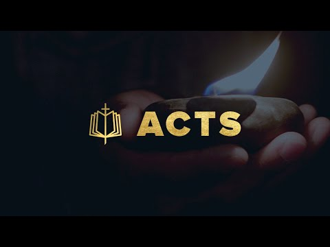 The Bible Explained: Acts