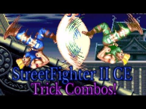 StreetFighter 2 Champion Edition Combo Movie