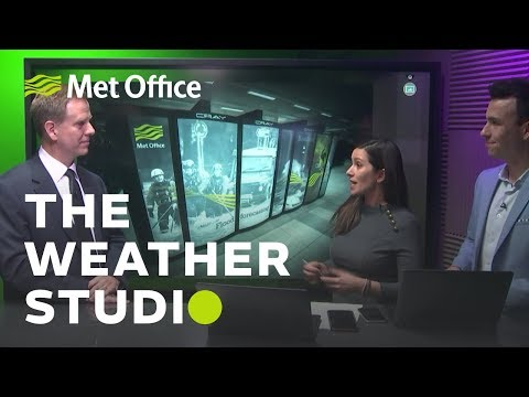 Supercomputers and the future of forecasting - The Weather Studio