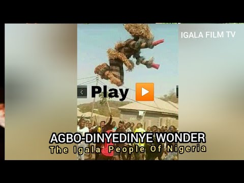 Download AGBO-DINYEDINYE WONDER ( IGALA POWERFUL MASQUERADE). Please 🙏 Subscribe after watching.