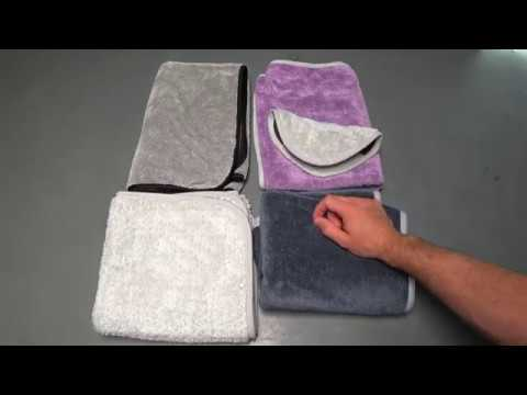 Microfiber Drying Towel Comparison | Auto Fanatic
