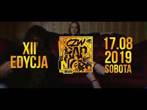 CZW RAP NIGHT 2019 - 17.08.2019 r., Człuchów [Zapowiedź 12 edycji festiwalu by Kacpersky]