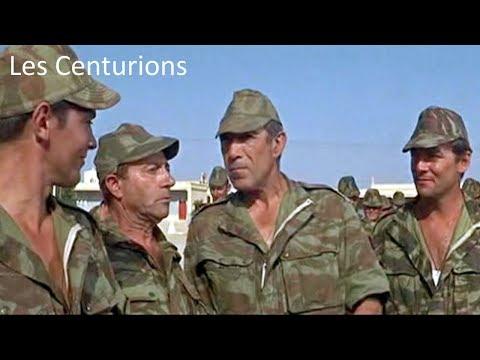Les centurions 1966 (Lost Command) - Film réalisé par Mark Robson