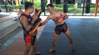 Tukkatatong training for Hero Collection Fight