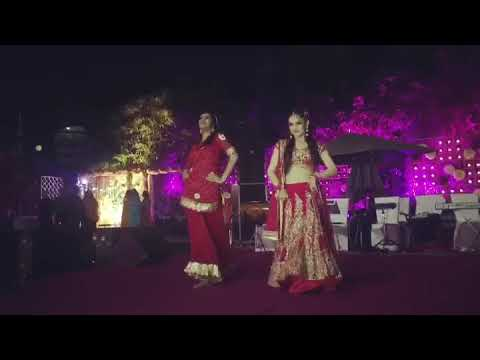 HIGH HEEL TE NACHA | HONEY SINGH | RADHIKA MADAN | KARAN ACHHIPILYA | WEDDING CHOREOGRAPHY