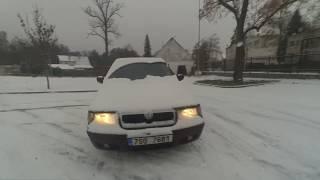 Škoda Felicia 1.9 D (First Snow)