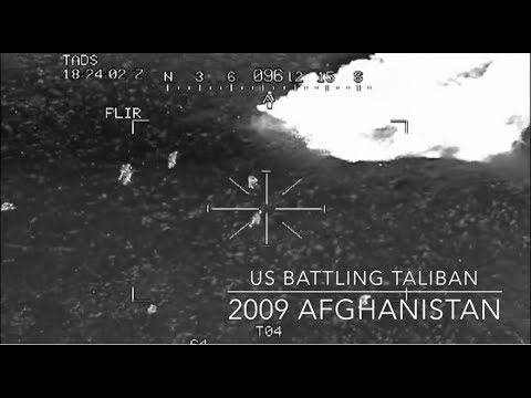 How Putin lied about Russian airstrikes in Syria by showing a video of US airstrikes in Afghanistan.