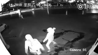 Dünyanın en beceriksiz hırsızları