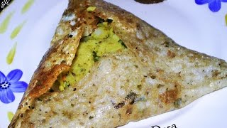 Ravva Dosa - Indian Andhra Telugu Breakfast Recipes  Indian Cooking Andhra Vantalu