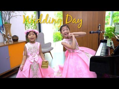 Kaycee & Rachel Attended A Wedding